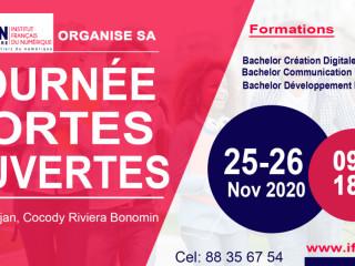 Journée Portes Ouvertes à L'institut Français Du Numérique