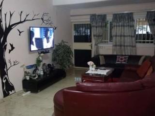 Villa 3pieces meublée à louer Angre 8ene tranche