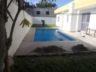 Villa 5pieces +piscine à louer 2plateaux ENA